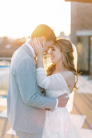 Real Mia Grace Bride: Wedding of Tara and Evan