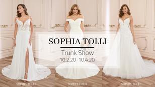 Sophia Tolli Trunk Show 10/2-10/4