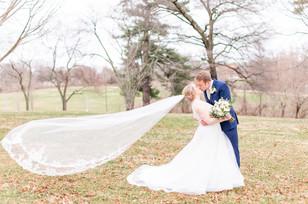 Real Mia Grace Bride: Wedding of Hannah and Matthew