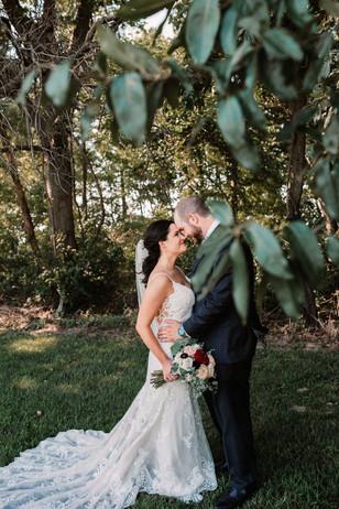 Real Mia Grace Bride: Wedding of Mandi and John