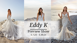 Eddy K 2022 Bridal Gown Trunk Show Preview