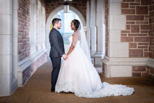 Real Mia Grace Bride: Wedding of Sheila and Casey