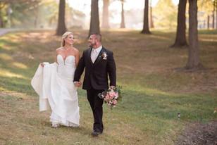 Real Mia Grace Bride: Wedding of Rachel and Mike