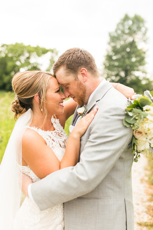 Real Mia Grace Bride: Wedding of Natalie and Jonathon
