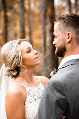 Real Mia Grace Bride: Wedding of Kaitlynn and Barron