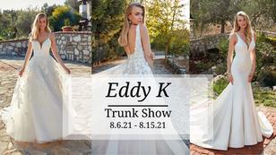 Eddy K Italia 2022 Trunk Show