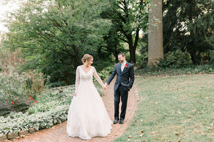 Real Mia Grace Bride: The Wedding of Emily and Geoff