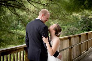 Real Mia Grace Bride: Wedding of Ellen and Brendan