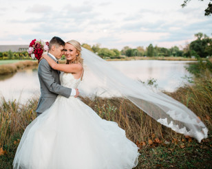 Real Mia Grace Bride: Wedding of Samantha and Brenden