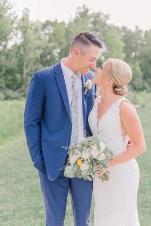Real Mia Grace Bride: Wedding of Lauren and Dylan
