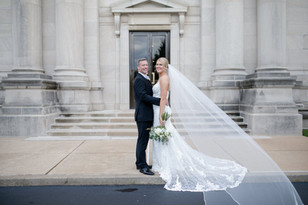Real Mia Grace Bride: Wedding of Lauren and Jacob