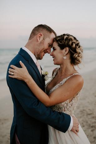 Real Mia Grace Bride: Wedding of Maitane and Brian