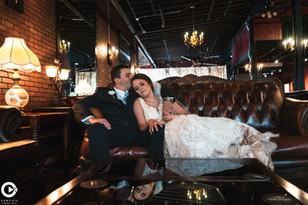 Real Mia Grace Bride: Wedding of Taylor and Seth