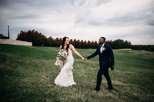 Real Mia Grace Bride: Wedding of Abby and Ayo