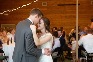 Real Mia Grace Bride: Wedding of Taylor and Matt