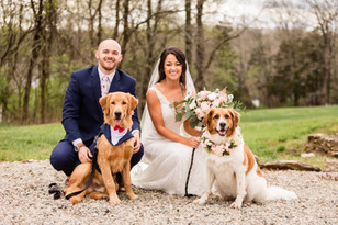 Real Mia Grace Bride: Wedding of Tia and Cody