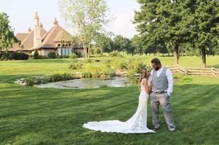Real Mia Grace Bride: Wedding of Tiffany and Jacob