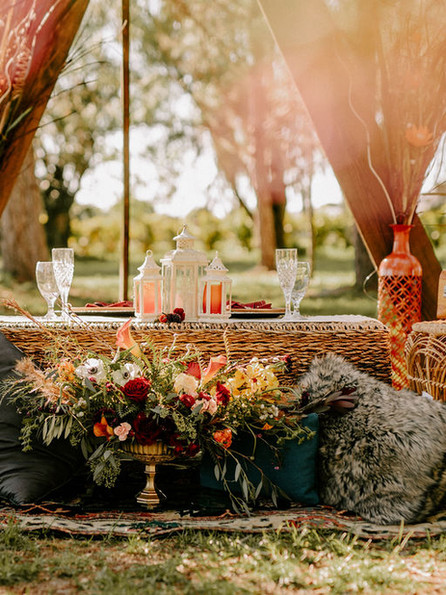 Sunshine & Rain  - Being Prepared for your Outdoor Event