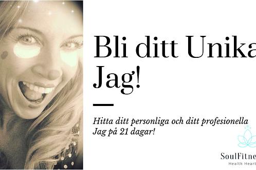 Bli ditt unika Jag- 21 dagars onlinekurs