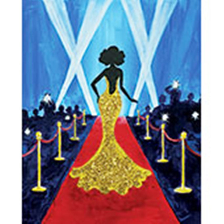 August 17th Adult Paint 2pm-4pm