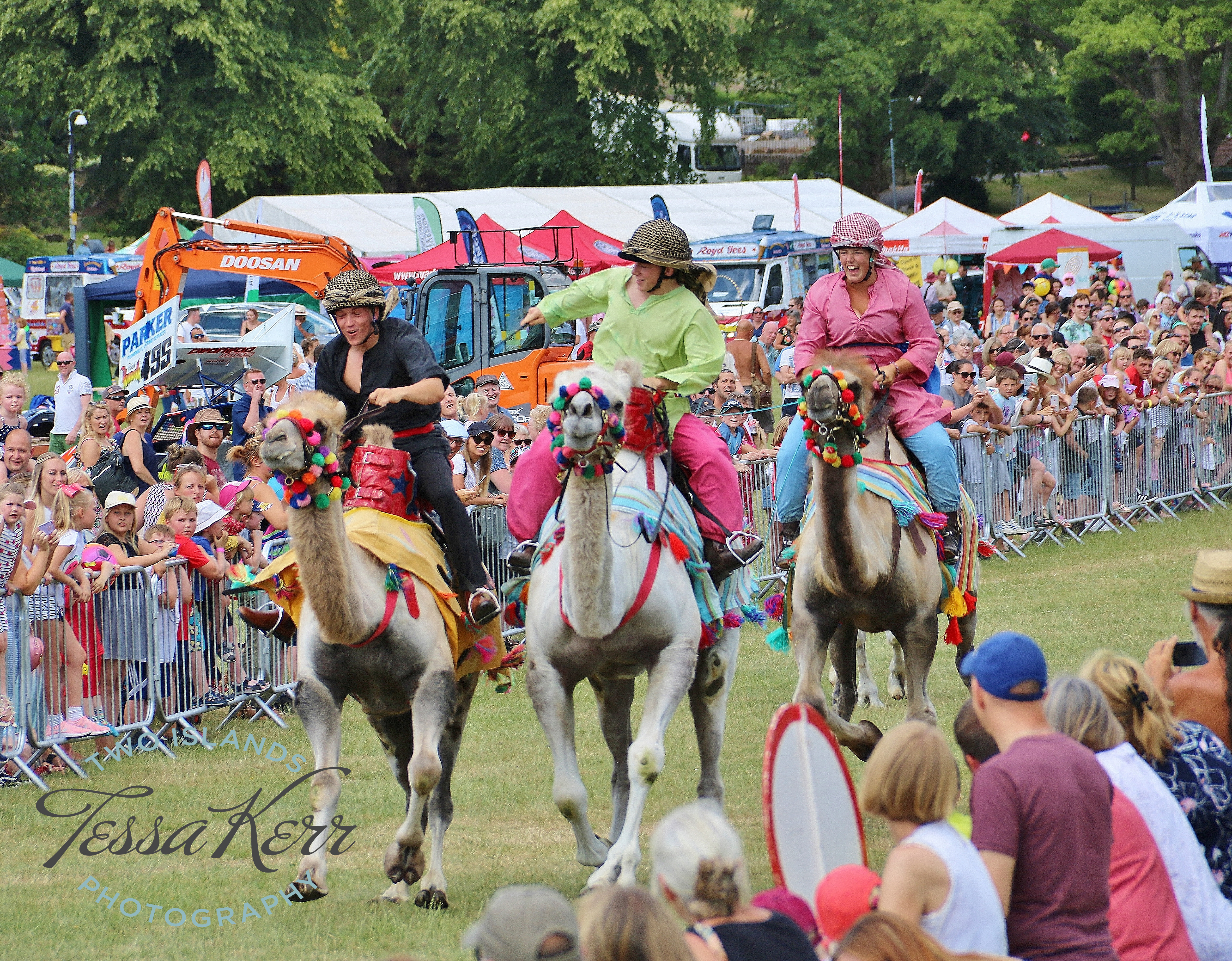 JULY - COUNTRY FAIR L