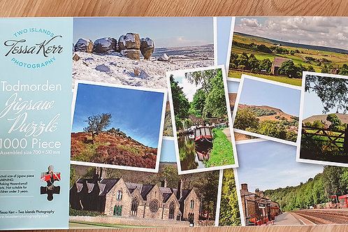 1000pc Todmorden Montage Jigsaw Puzzle