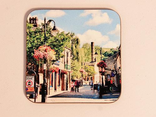 Wooden Coaster, Hebden Bridge, Bridge Gate