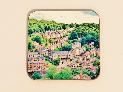 Wooden Coaster, Hebden Bridge, Birchcliffe