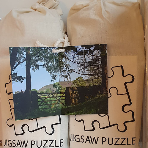 750pc Todmorden Stoodley Gate Jigsaw Puzzle