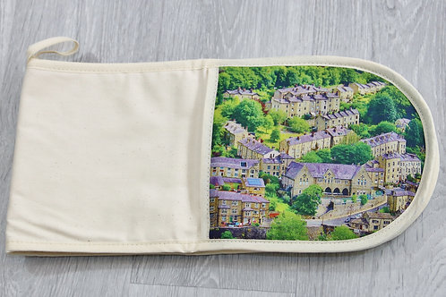 Double Oven Glove, Birchcliffe, Hebden Bridge