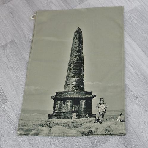 Stoodley Pike Tea Towel