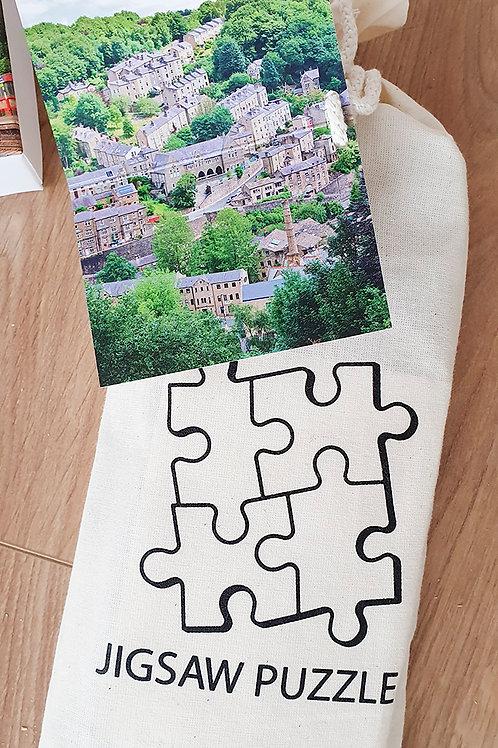 750pc Hebden Bridge Jigsaw Puzzle