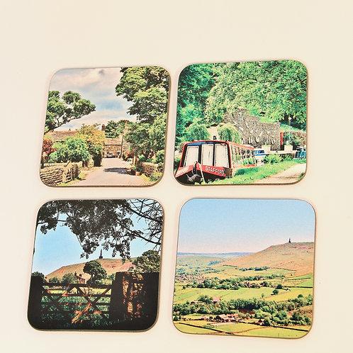 Wooden Coaster, Todmorden, Mankinholes