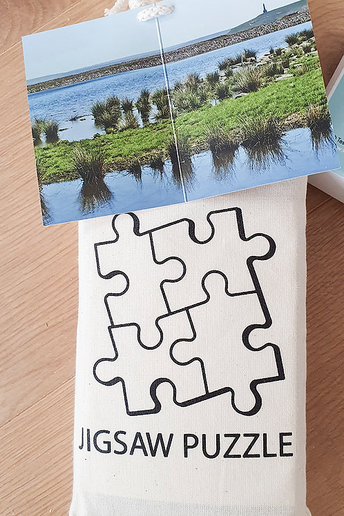 750pc Todmorden Gaddings Dam Jigsaw Puzzle
