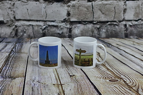 Todmorden Mugs.  Stoodley Sign only in stock