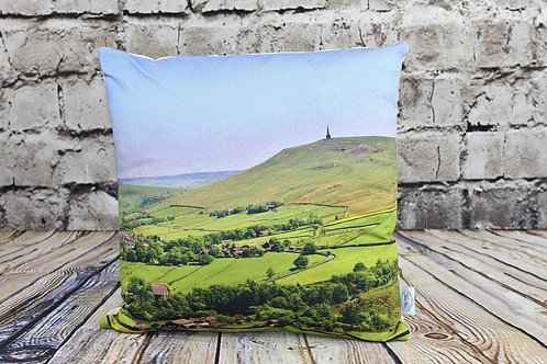 Todmorden, Mankinholes - Printed cushion