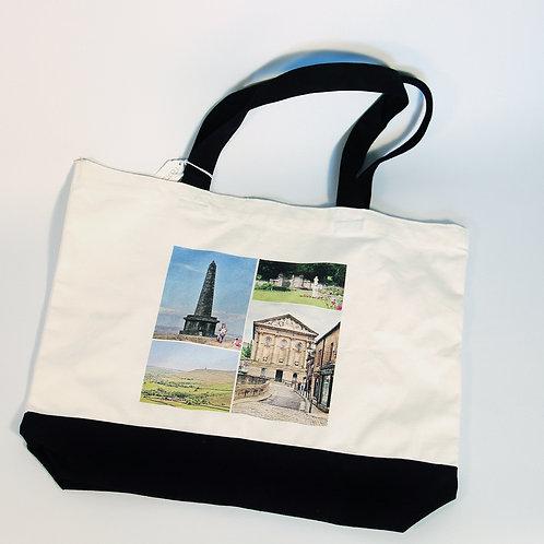 Canvas Tote Bag - Todmorden