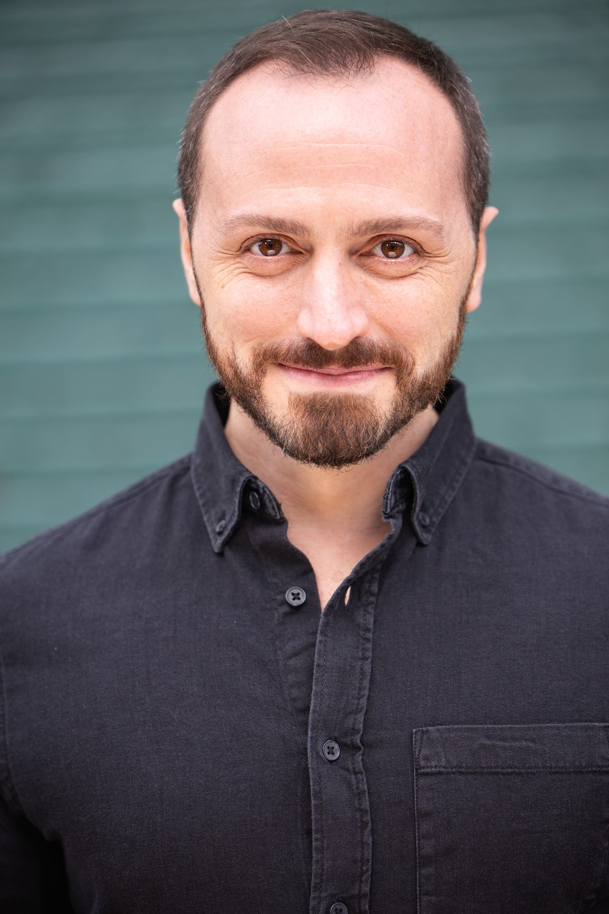 David Macaluso Headshot