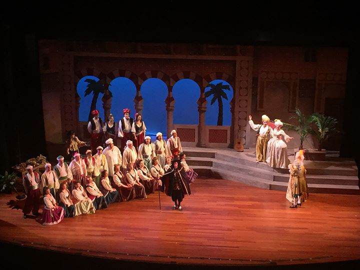 """The Gondoliers"""