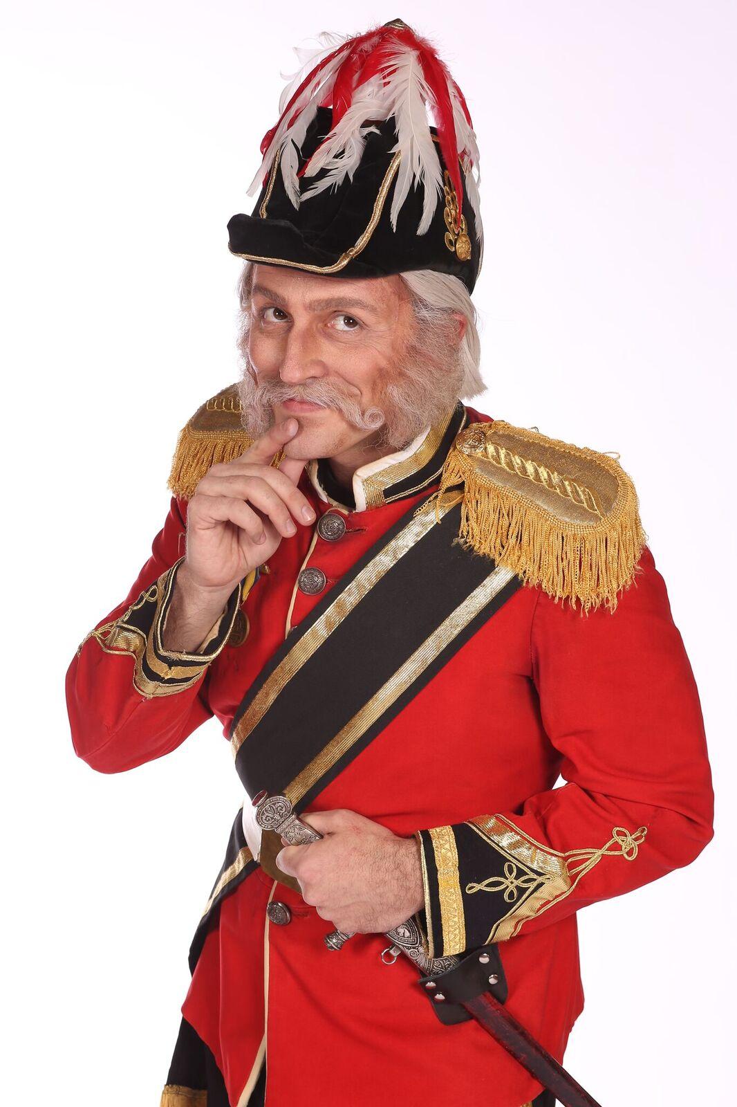 Major General Stanley