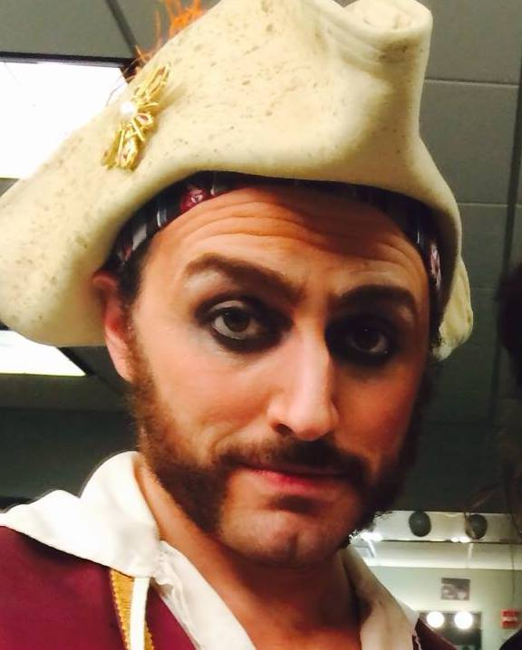 Samuel: The Pirates of Penzance