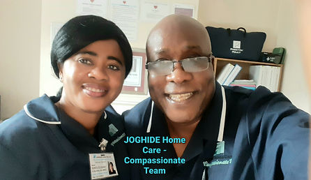 JOGHIDE Home Care - Compassionate Team 1