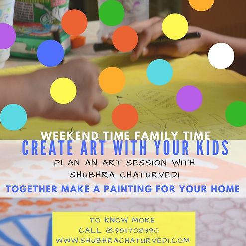 Family Art Sessions
