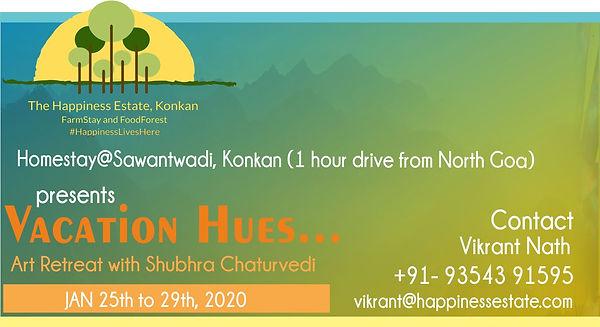 1Shubhra Art Retreat Poster (goa retreat)