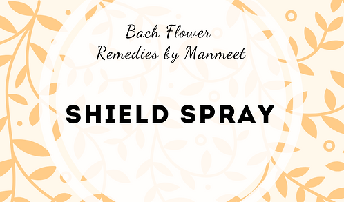 Shield Spray Remedy