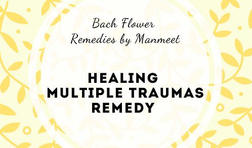 Healing Multiple Traumas Remedy