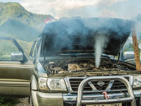 My Car Is Overheating. What Should I Do?