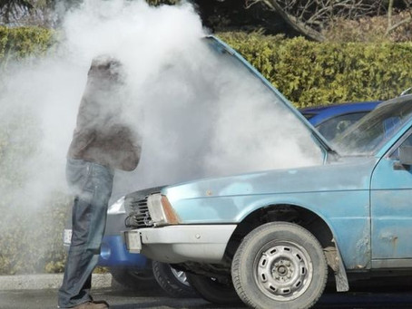How Can I Keep My Car Cool In Summer? (Overheating)