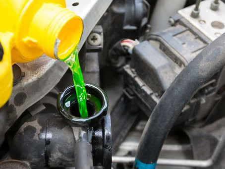 What Does Coolant Do?