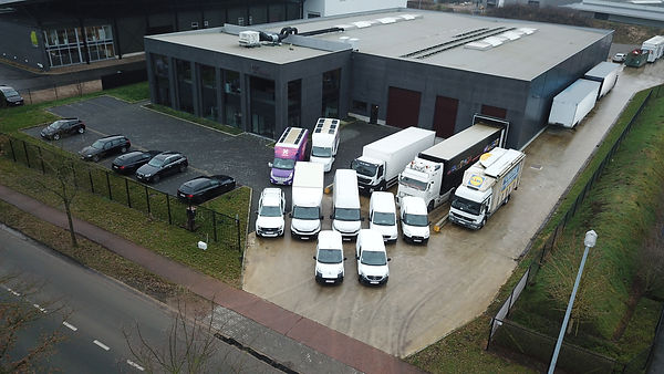 UC Belgium Logistics